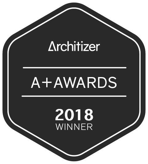 Architizer A+ awards 2018 winner