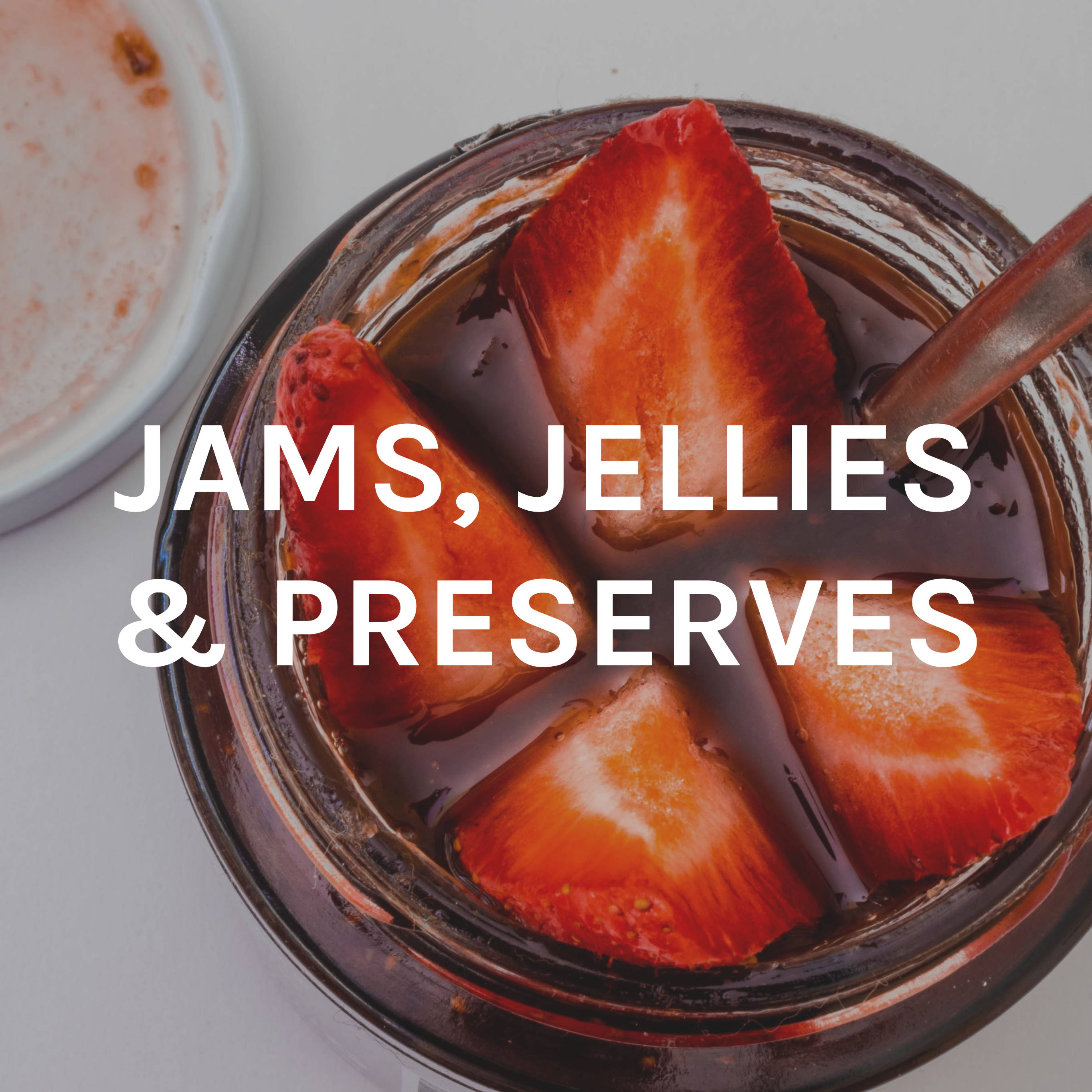 Jams, Jellies & Preserves Collection