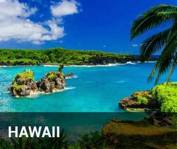 Travelbay USA Tours - USA Tailor Made Tours - Hawaii
