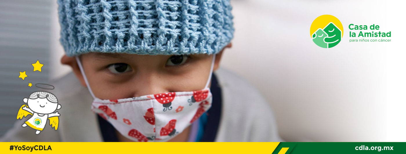 Help more children with cancer get their treatment.