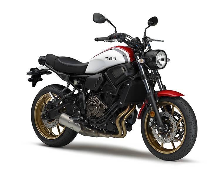 2020 Yamaha XSR700LA (Learner Approved)