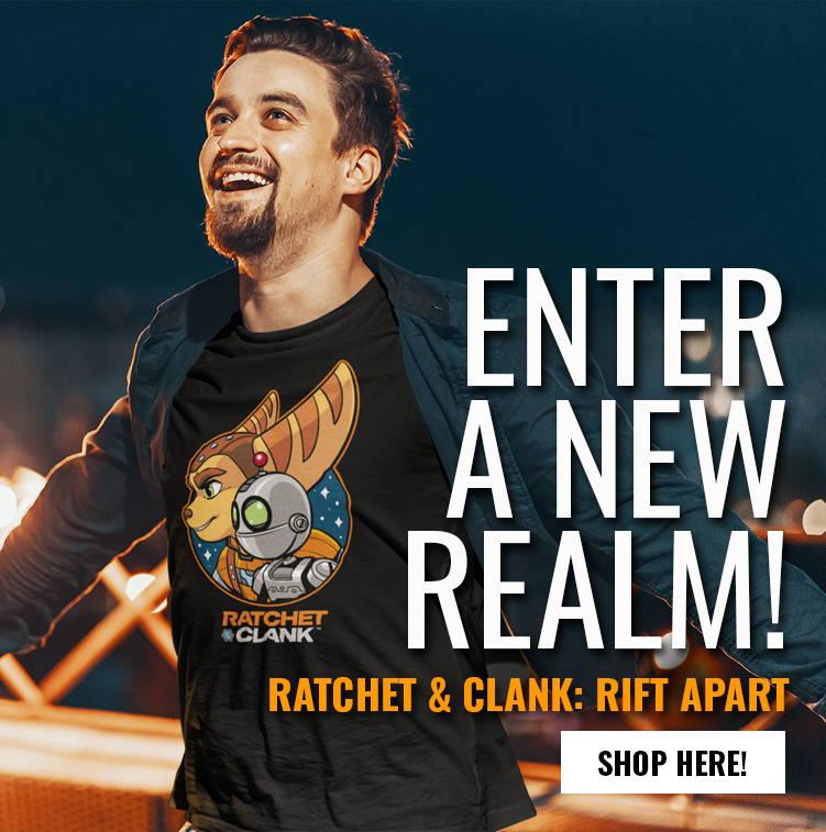 Enter a New Dimension: Shop Ratchet & Clank Rift Apart