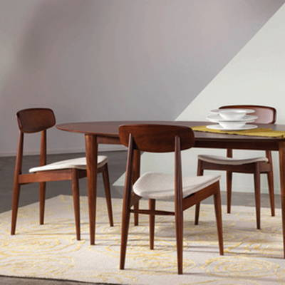 Saloom dining chairs