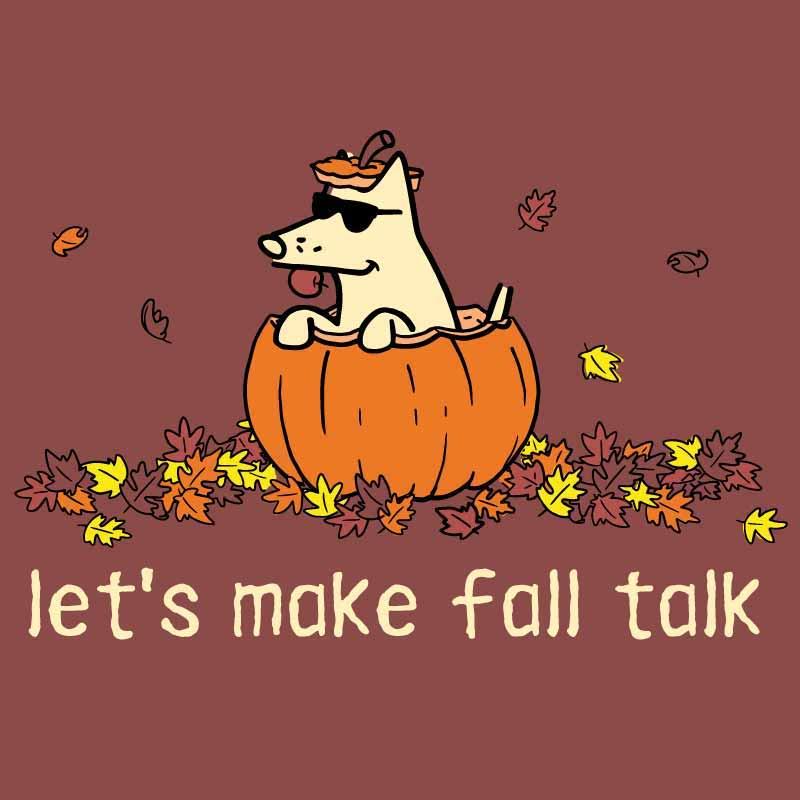 Let's Make Fall Talk