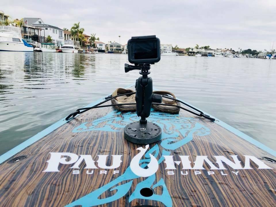 Pau Hana Endurance XL Rigged with GoPro