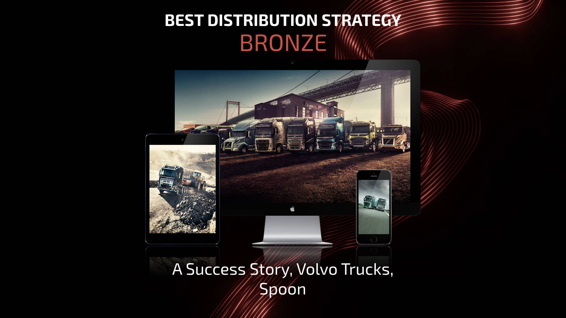 Best Distribution Strategy - Bronze