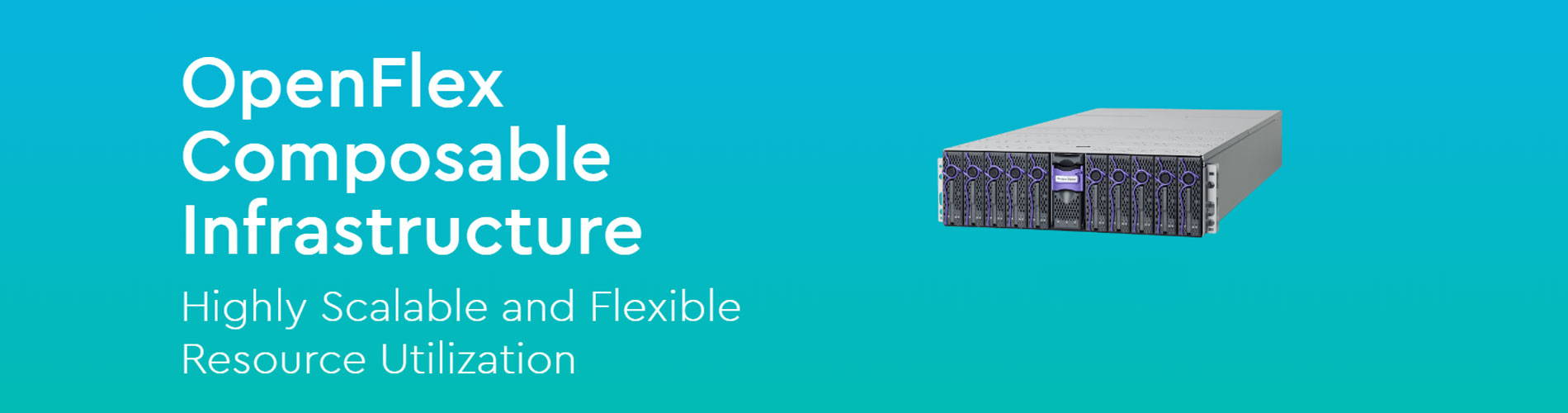 OpenFlex Composable Infrastructure