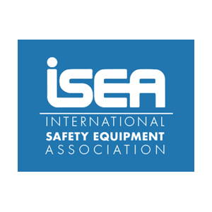 International Safety Equipment Association logo