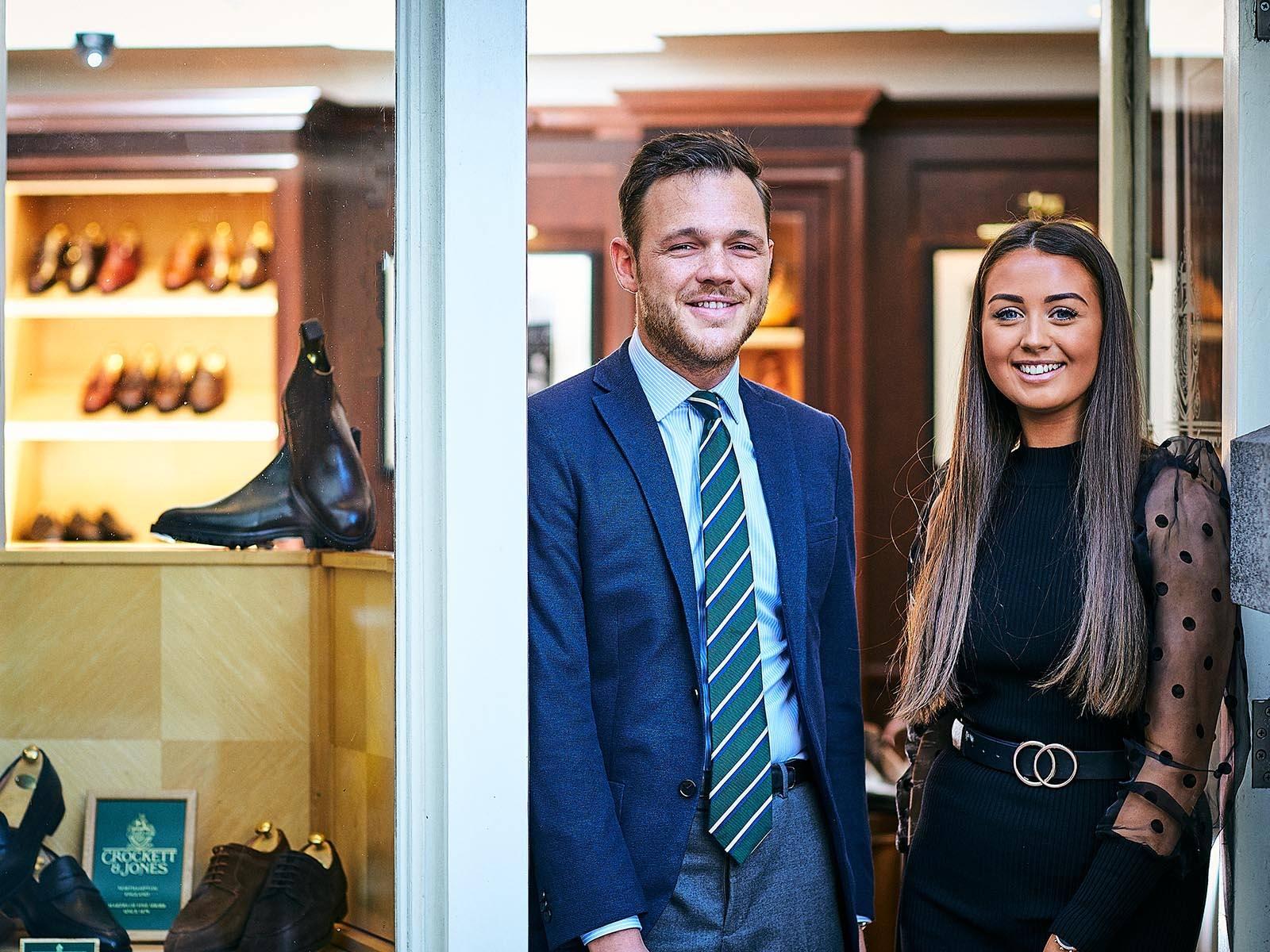 Royal Exchange Crockett & Jones