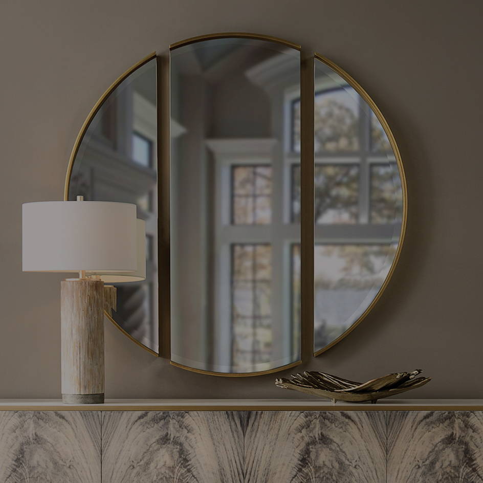 John-Richard Wall Decor - Luxury Designer Mirrors & Wall Art - LuxDeco.com