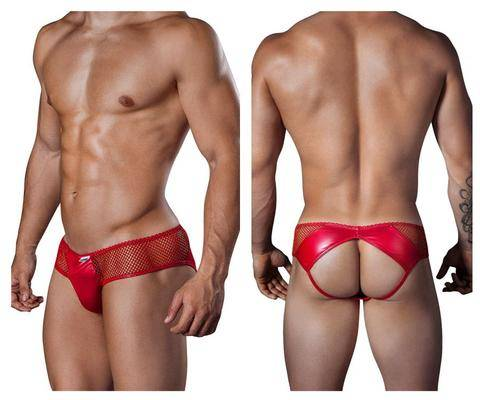 Shop All Men's Fishnet Underwear