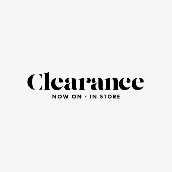 furniture Clearance Now On!