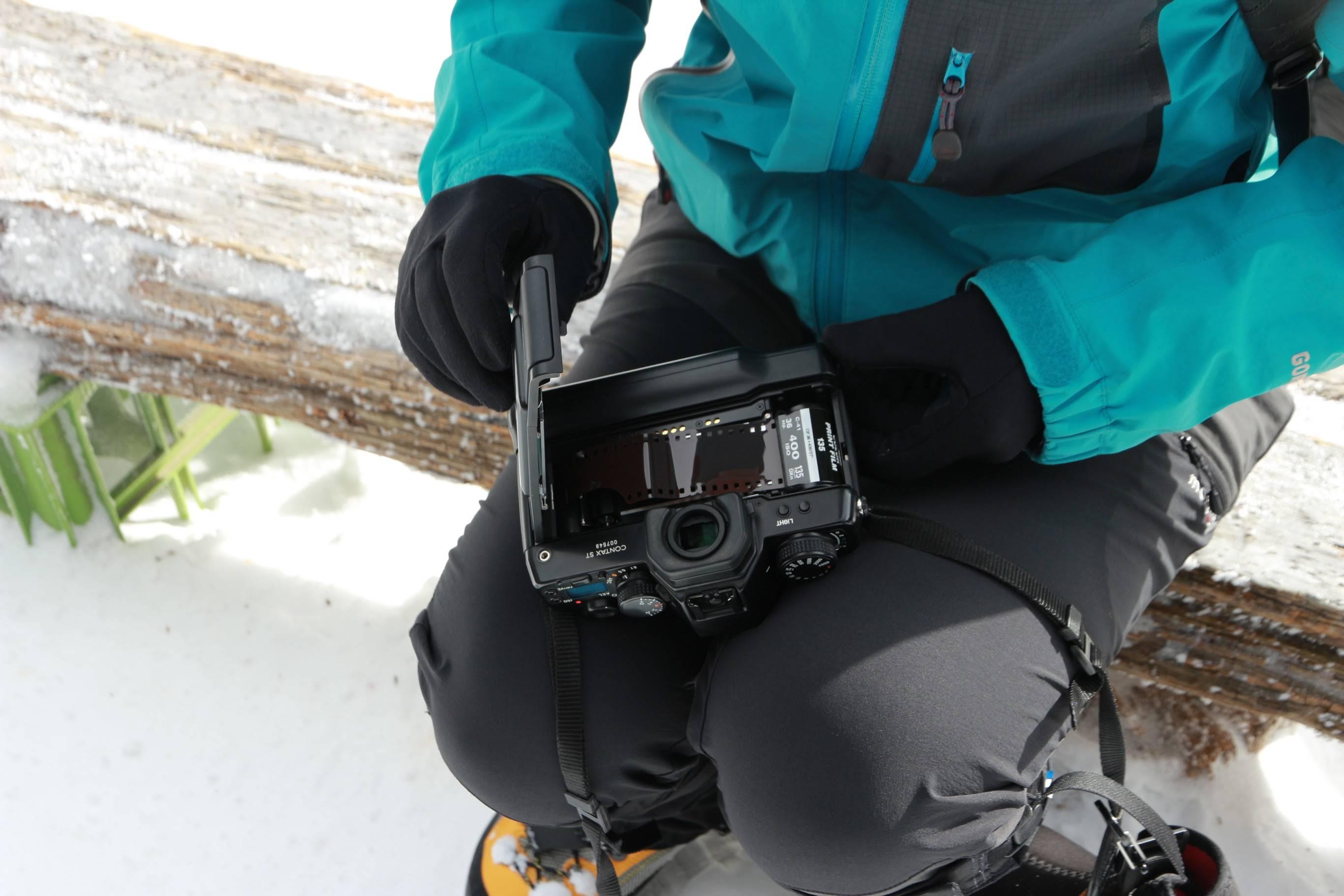 MOUNTAIN COLLECTOR 鈴木さんに学ぶ山写真のコツ