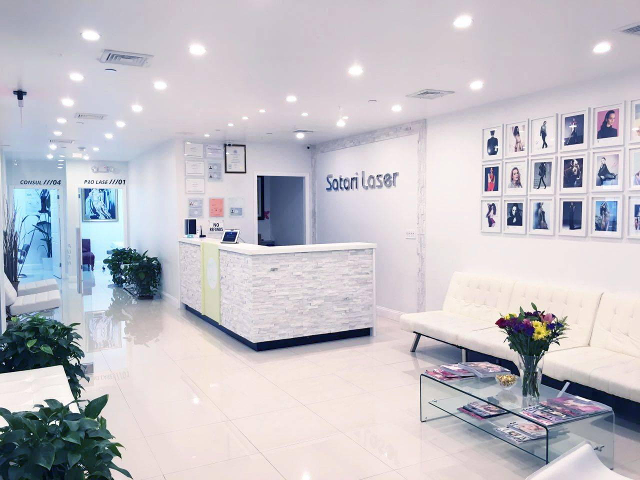 Satori Laser Hair Removal 34th St