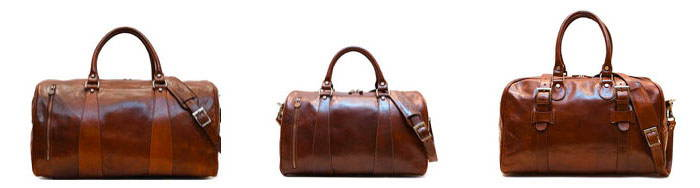 Super Tuscan Leather Bag Collection