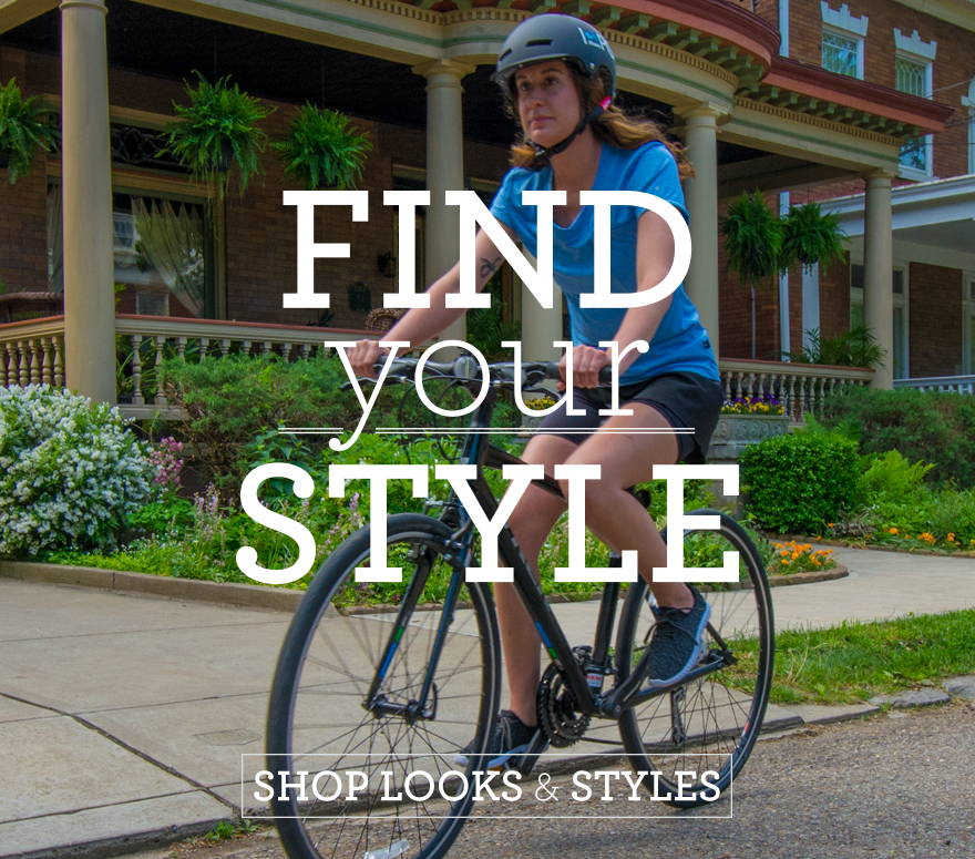 Find Your Cycling Apparel Style