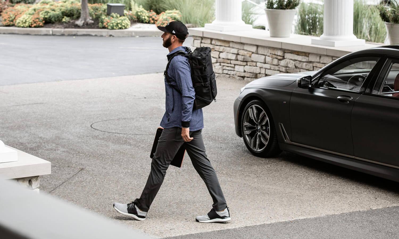Golf Luggage 2021 Tablet