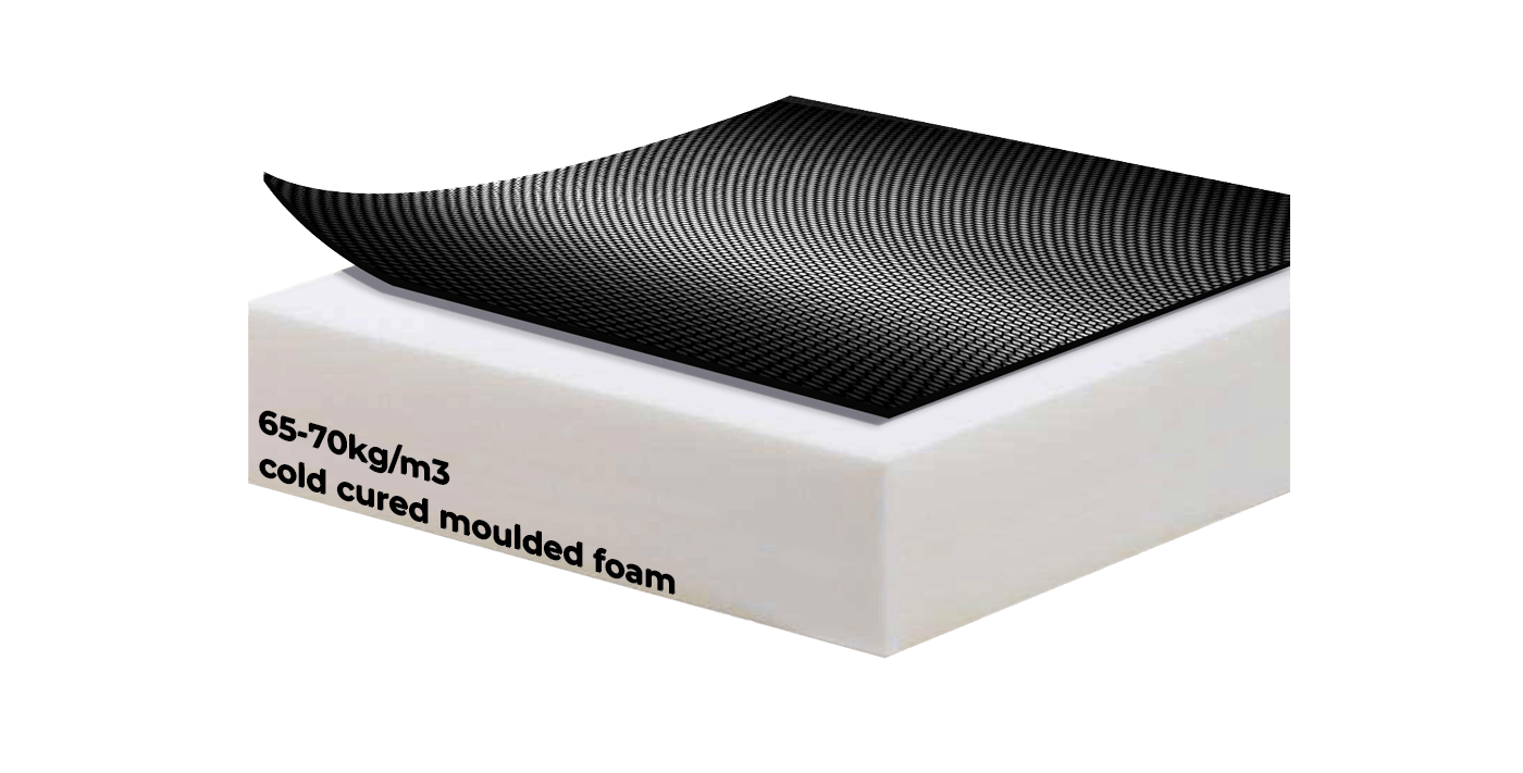Luxury Carbon Fiber Leather