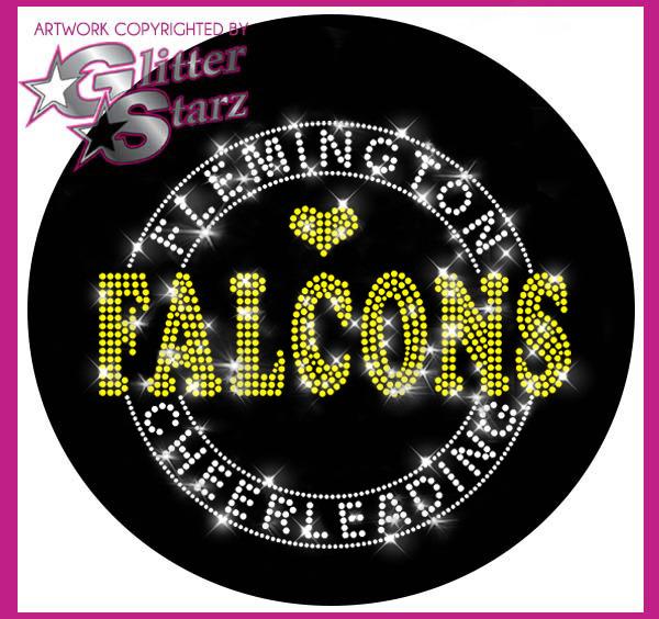 Glitterstarz webstore fundraiser Flemington Falcons