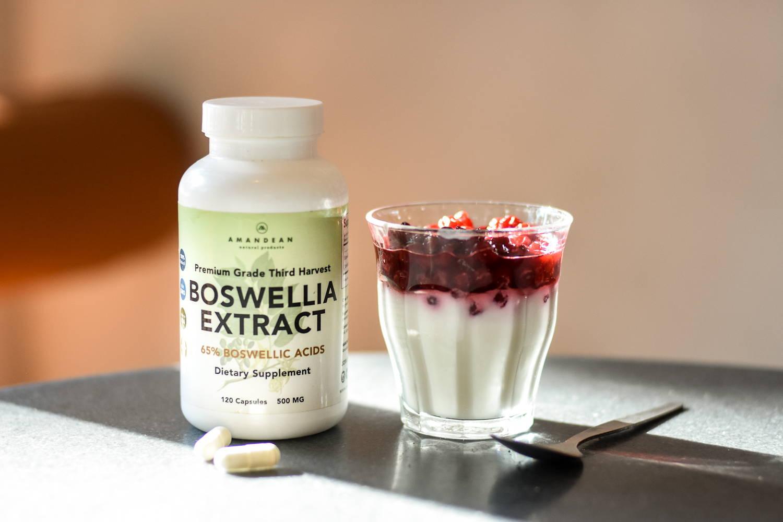 Premium Third Grade Harvest Boswellia Extrac