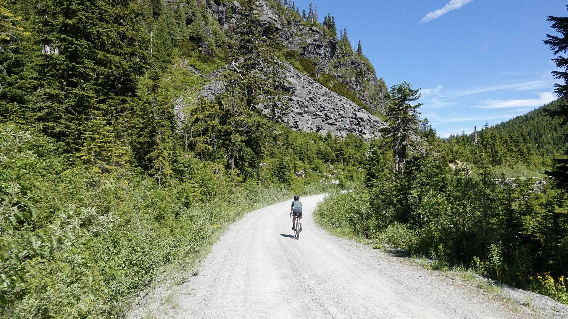 Cascade Fondo - Bicicletta