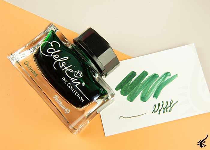 ink-pelikan-edelstein-olivine