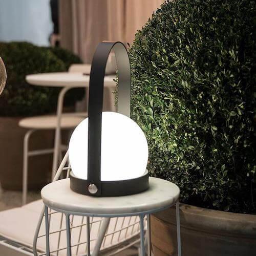 MENU Carrie Portable LED Lamp