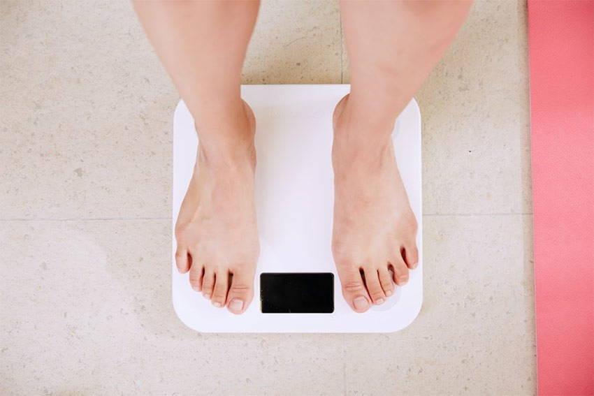 Relation between gut health & weight