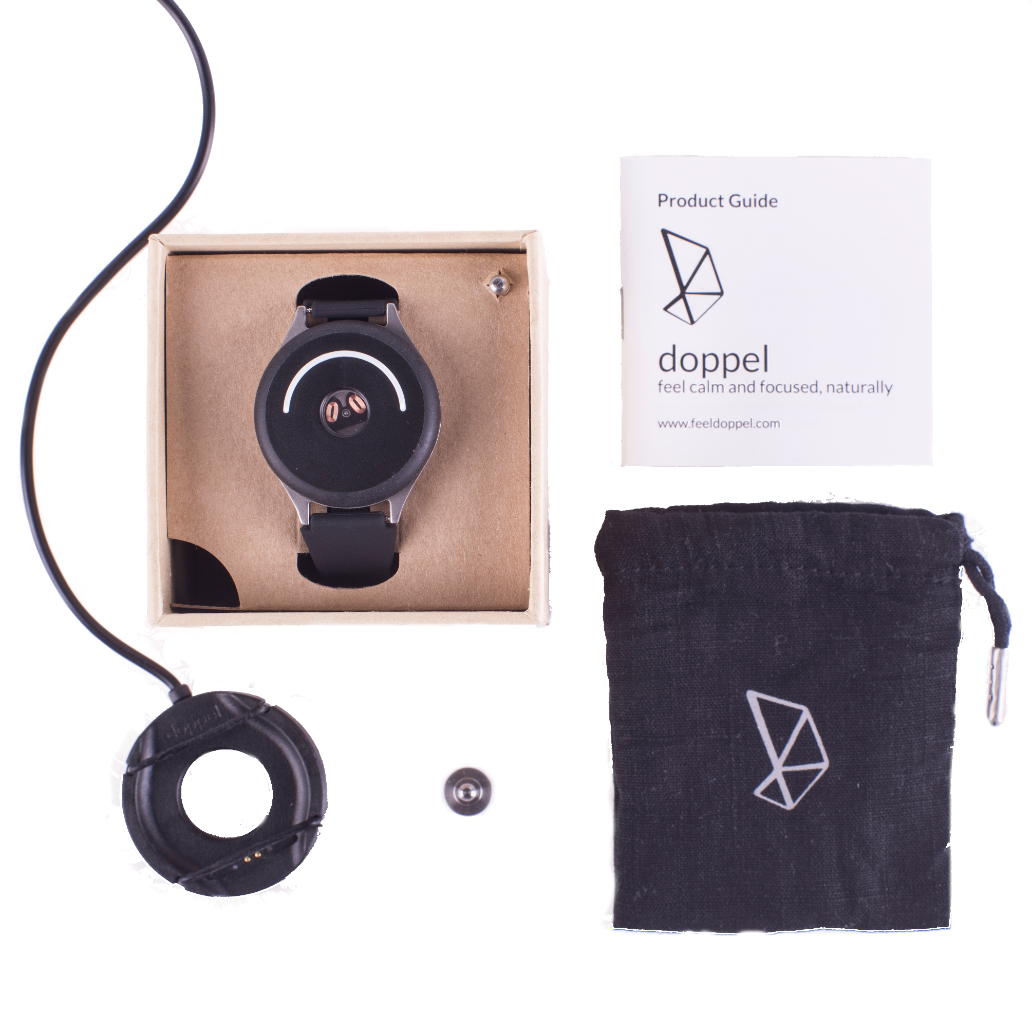 doppel and packaging