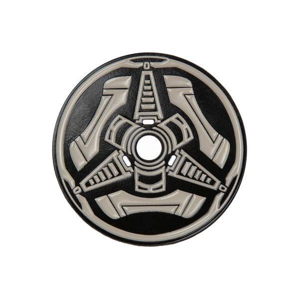 Product photo of the Rocket League Ball Enamel Pin