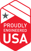 Proudly Engineered in USA