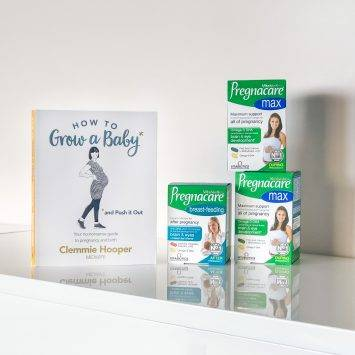 How To Grow A Baby Book And Pregnacare