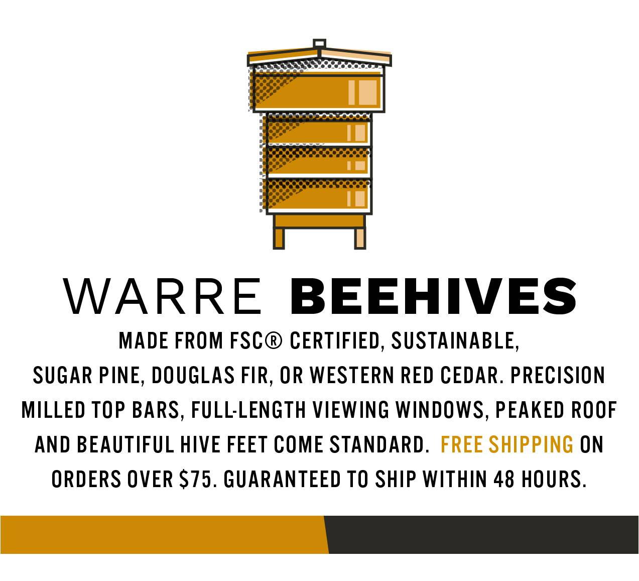 Warre Hives