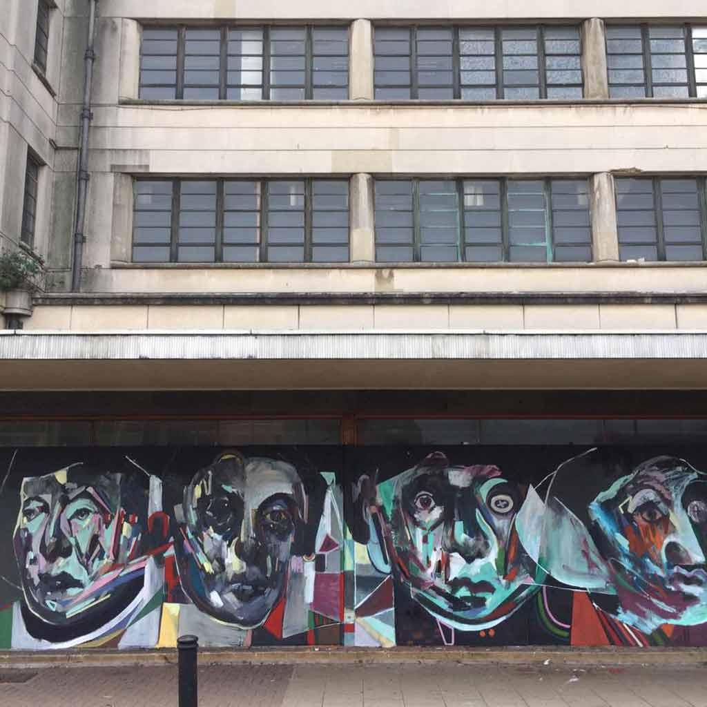 Dan Cimmermann street art