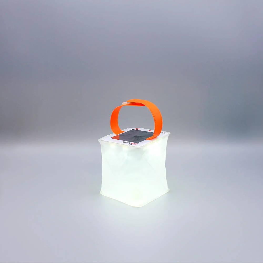 Packlite Halo Solar Lantern.