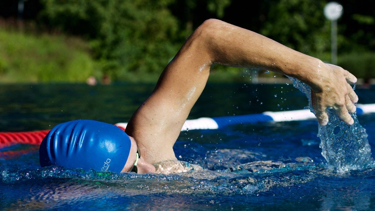 5 reasons you should take up swimming
