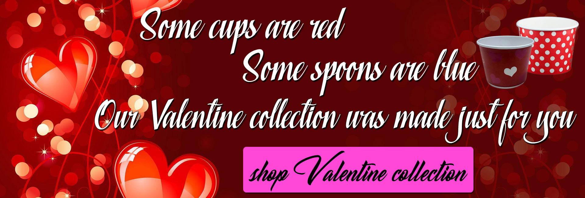 valentines day frozen dessert supplies