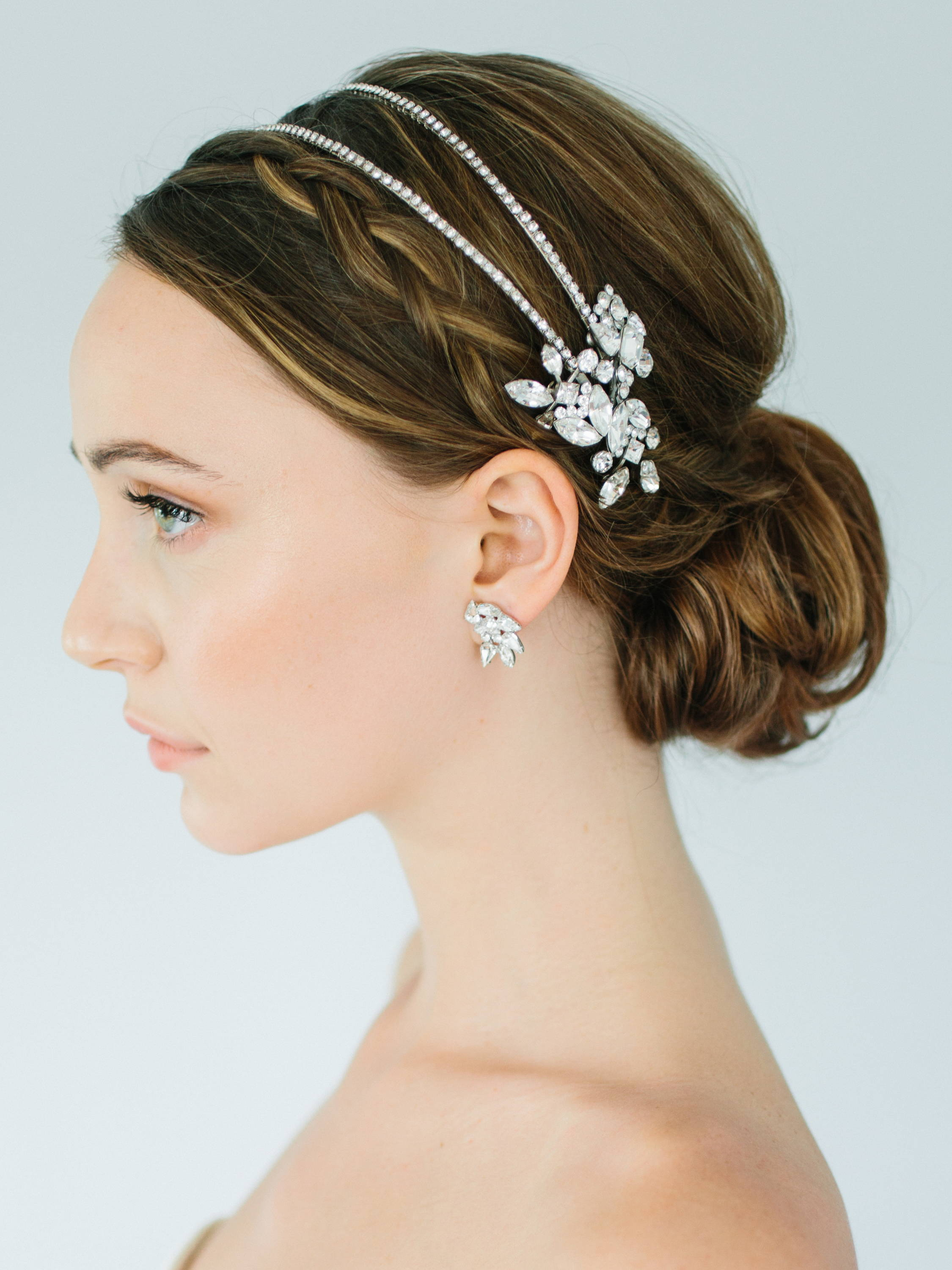 Ampersand Bridal Milan Headpiece
