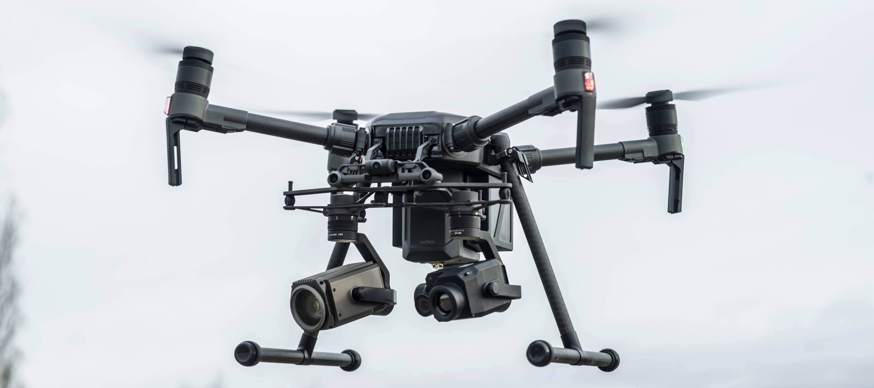 Matrice 200 Series V2 Dr Drone close up