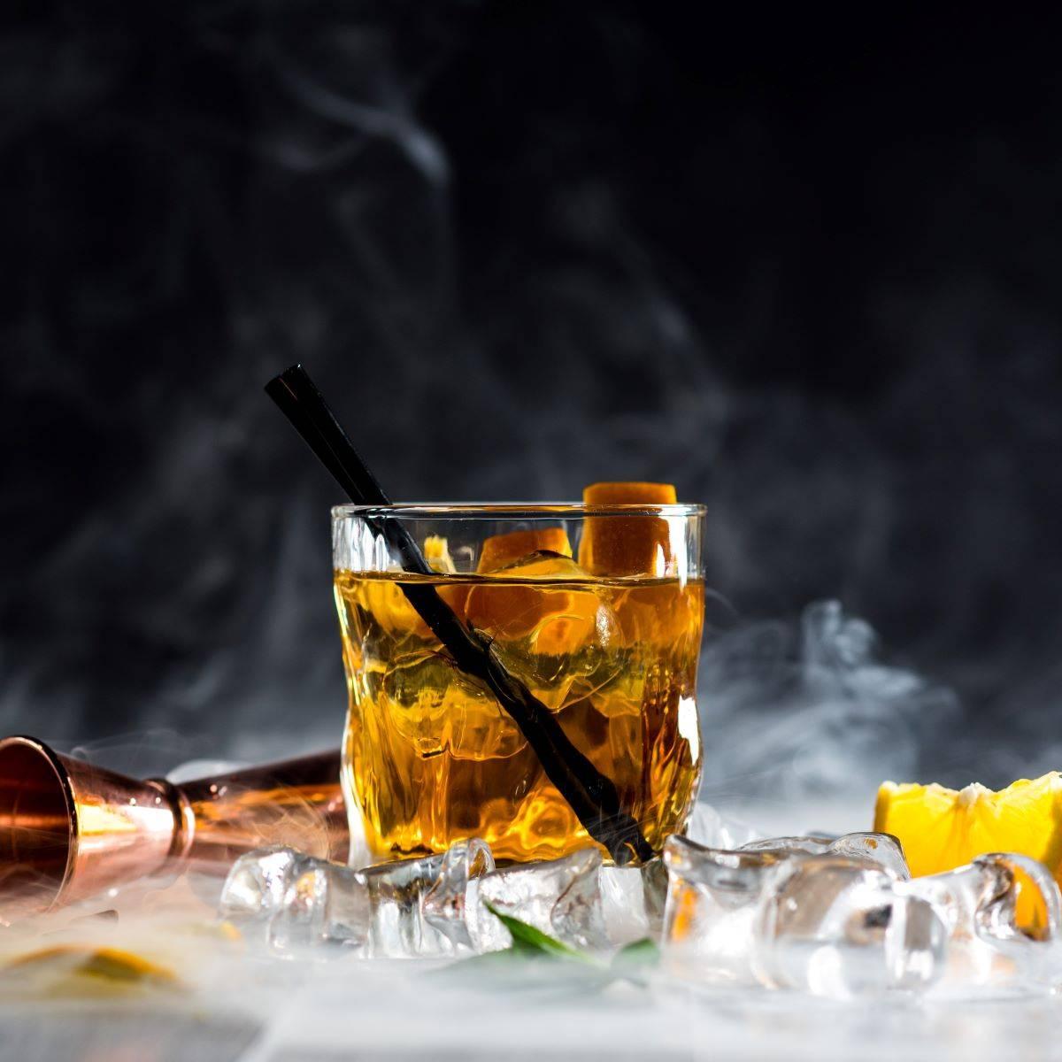 Smokey Hollow Cocktail Recipe