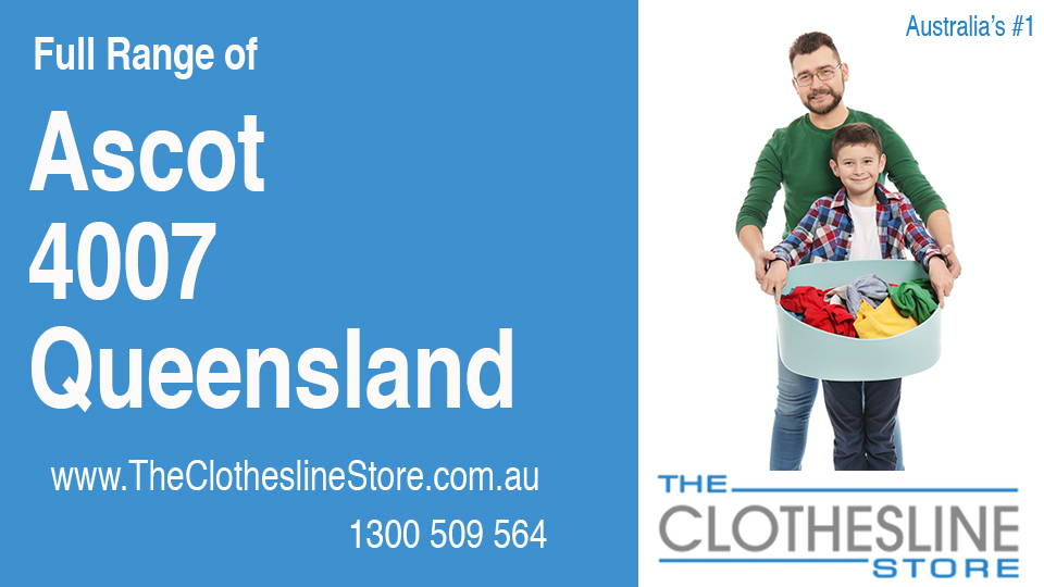 New Clotheslines in Ascot Queensland 4007