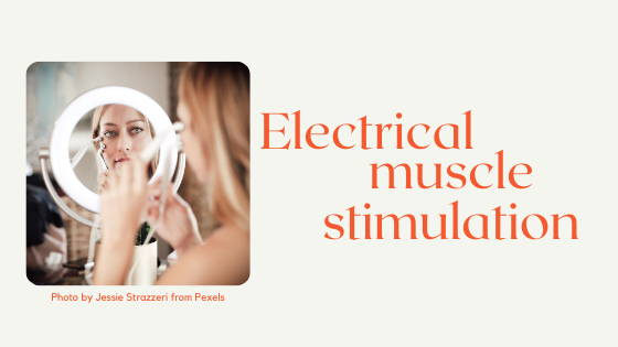 ems for cosmetic electrotherapy