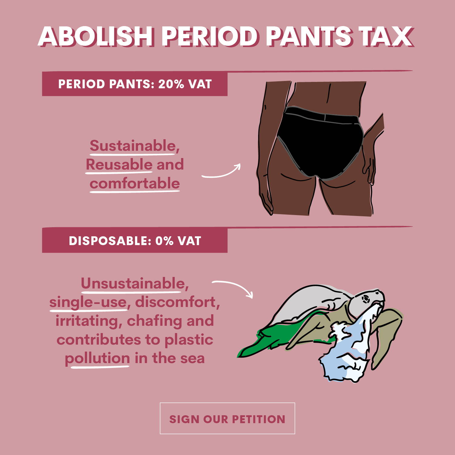 wuka campaign to end period pants tax