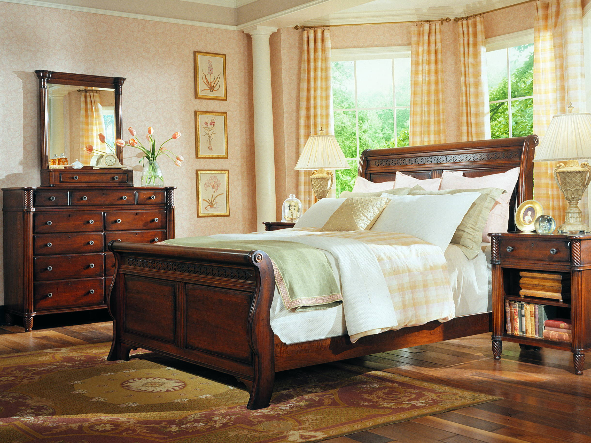 Solid Wood Bedroom Furniture - Made in Canada - Available at