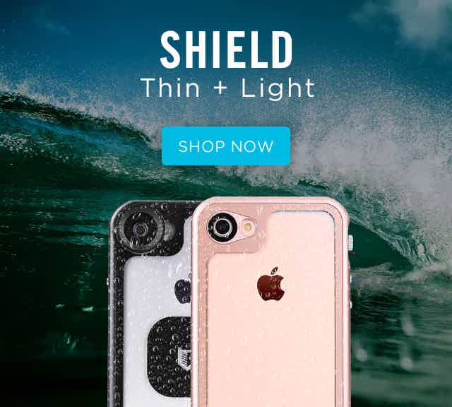 hitcase shield - thin and light  - shop now