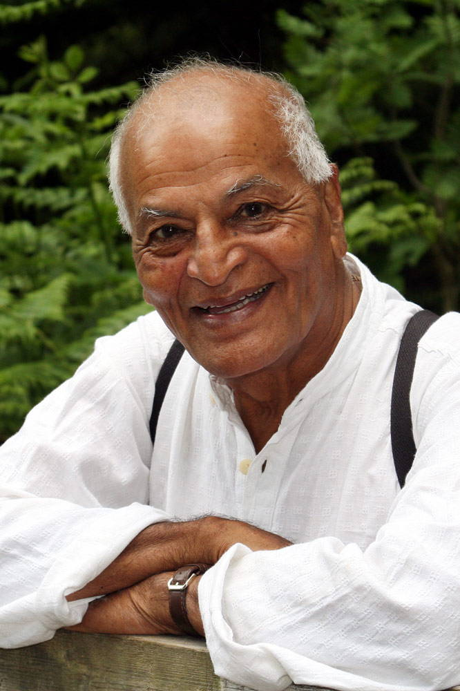 Author Satish Kumar