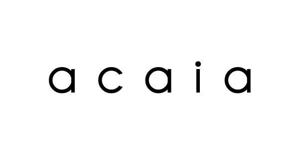 Acaia Logo