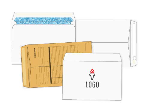 custom large envelopes