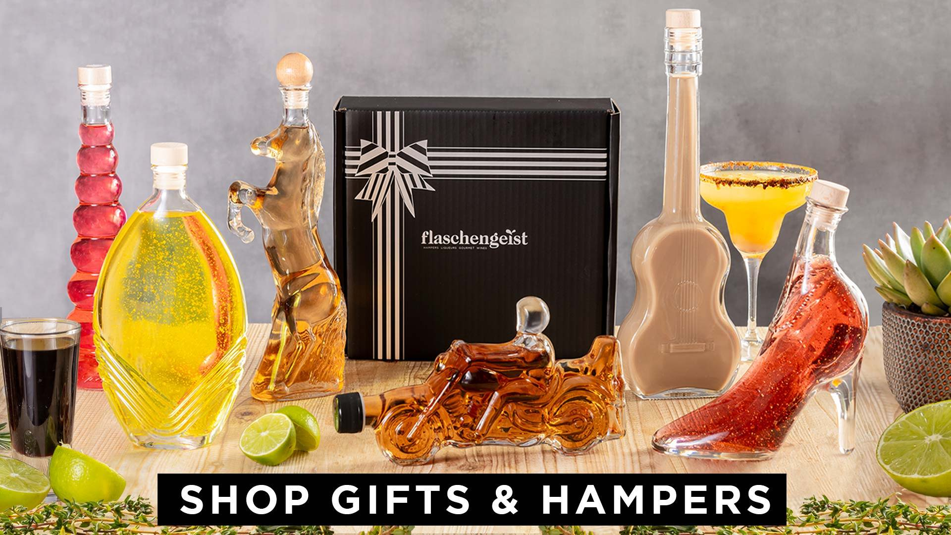 Shop Gifts and Hampers - Flaschengeist