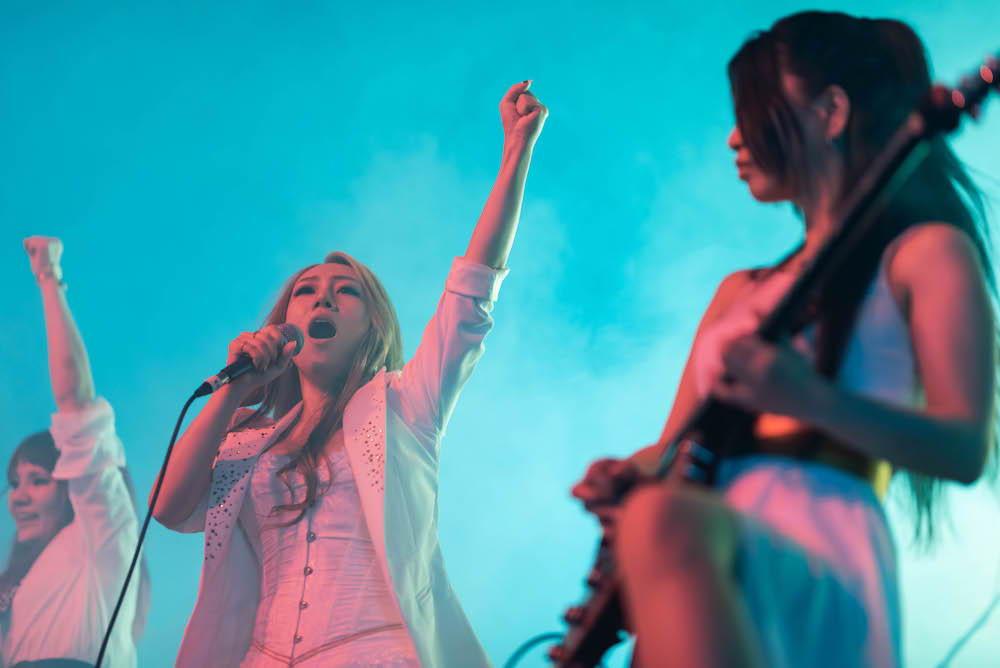 LOVEBITES at Download Festival 2019